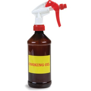 Oil Bottle & Sprayer