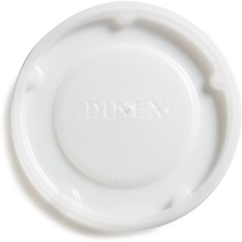 DX11968714 - Disposable Lid (Fits Cambro, G.E.T Enterprises, Carlisle and Dinex)  (1000/cs) - Translucent