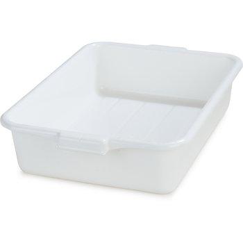 "N4401002 - Comfort Curve™ Tote Box 20"" x 15"" x 5"" - White"