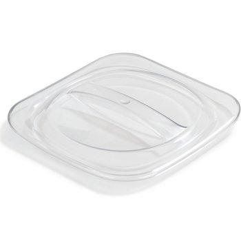 CM140307 - Designer Coldmaster® 1 Qt Solid Lid - Clear