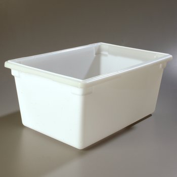 "1064302 - StorPlus™ Storage Container - 16.6 Gallon 26"" x 18"" x 12"" - White"