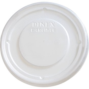 DX33008714 - Turnbury® Translucent Lid- Fits DX3300 9 oz. Bowl (1000/cs) - Translucent