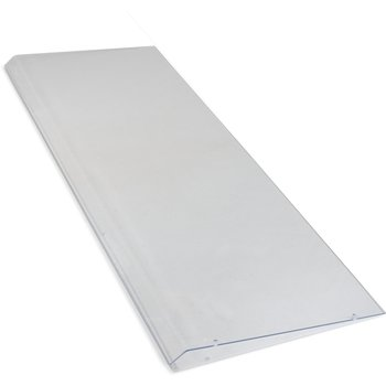 "934507 - Sneeze Guard Acrylic Shield 48"" (3/16"" Acrylic) - Clear"