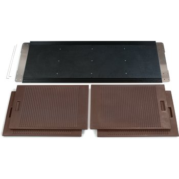 661601 - Six Star™ Storage Kit for Food Bar 6' - Brown