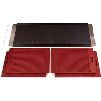 661605 - Six Star™ Storage Kit for Food Bar 6' - Red