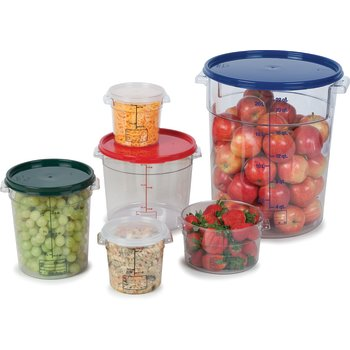 StorPlus™ Round Containers