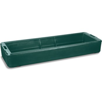 """660308 - Six Star™ Basin Only 72"""" x 24.25"""" x 9.75"""" - Forest Green"""