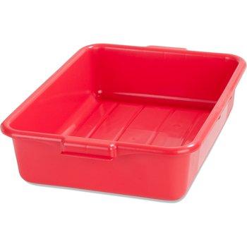 "N4401005 - Comfort Curve™ Tote Box 20"" x 15"" x 5"" - Red"