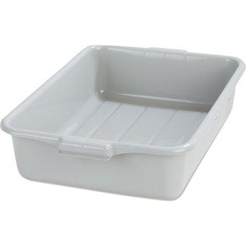 "N4401023 - Comfort Curve™ Tote Box 20"" x 15"" x 5"" - Gray"