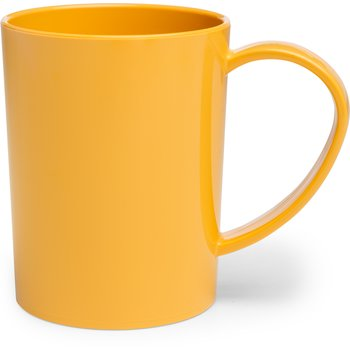 4306622 - Carlisle® Mug 8 oz - Honey Yellow