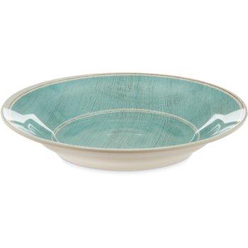 6400315 - Grove Melamine Soup Bowl 28.5 oz - Aqua