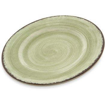 """5400246 - Mingle Melamine Salad Plate 9"""" - Jade"""