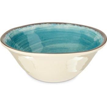 5400415 - Mingle Melamine Ice Cream Bowl 27 oz - Aqua