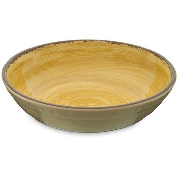 5401913 - Mingle Melamine Cereal Bowl 35.5 oz - Amber