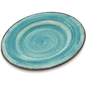 "5400215 - Mingle Melamine Salad Plate 9"" - Aqua"