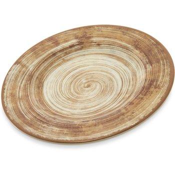 "5400217 - Mingle Melamine Salad Plate 9"" - Copper"