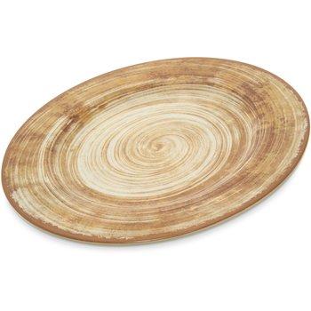 5400117 - Mingle Melamine Dinner Plate 11 - Copper