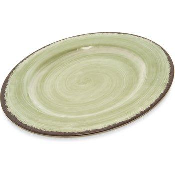 """5400146 - Mingle Melamine Dinner Plate 11"""" - Jade"""