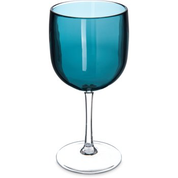 EP7015 - Epicure® Cased Wine Goblet 16.5 oz - Teal