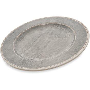 "6400118 - Grove Melamine Dinner Plate 11"" - Smoke"