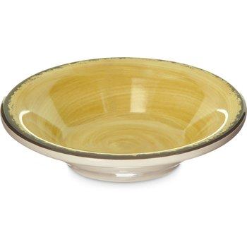 5401813 - Mingle Melamine Fruit Bowl 4.5 oz - Amber
