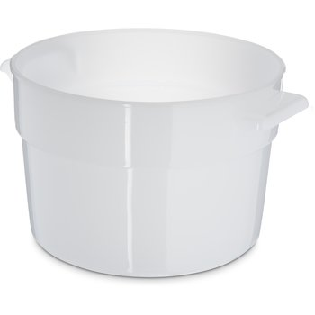 020002 - Bains Marie Container 2 qt - White