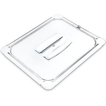 10230U07 - StorPlus™ Univ Lid - Food Pan PC Handled 1/2 Size - Clear