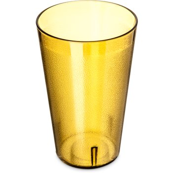 553213 - Stackable™ Old Fashion SAN Plastic Tumbler 32 oz - Amber