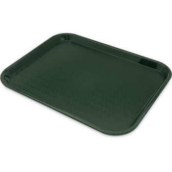 """CT141808 - Cafe® Standard Tray 14"""" x 18"""" - Forest Green"""