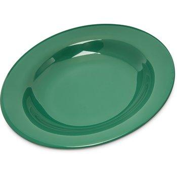 4303409 - Durus® Melamine Pasta Soup Salad Bowl 13 oz - Green