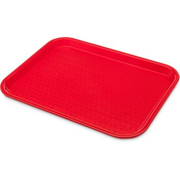 "CT101405 - Cafe® Standard Tray 10"" x 14"" - Red"