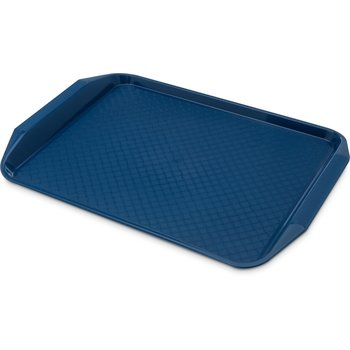 "CT121714 - Cafe® Handled Tray 12"" x 17"" - Blue"