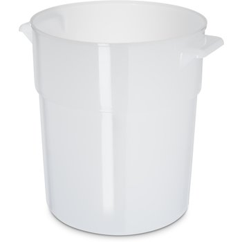 035002 - Bains Marie Container 3.5 qt - White