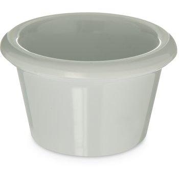 S27502 - Melamine Smooth Ramekin 1.5 oz - White