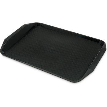 "CT121703 - Cafe® Handled Tray 12"" x 17"" - Black"