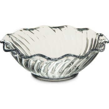 4531-807 - Tulip Berry Dish 5 oz - Cash & Carry (12/st) - Clear