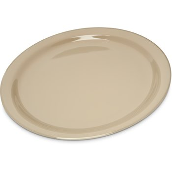 "KL20025 - Kingline™ Melamine Dinner Plate 9"" - Tan"