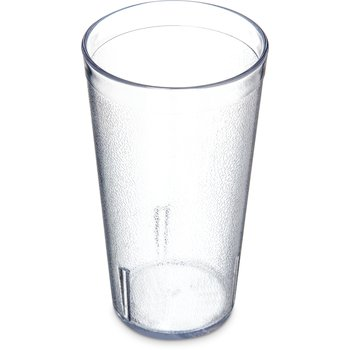5216-807 - Stackable™ Cash 'n Carry SAN Tumbler 16 oz - Cash & Carry (12/st) - Clear