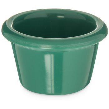 S27509 - Melamine Smooth Ramekin 1.5 oz - Green