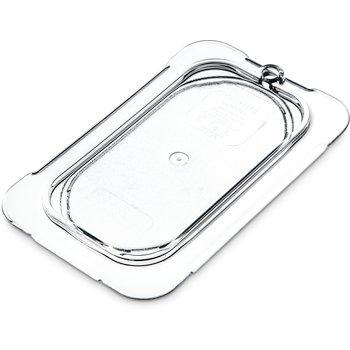 10336U07 - StorPlus™ Univ Lid - Food Pan PC Flat 1/9 Size - Clear