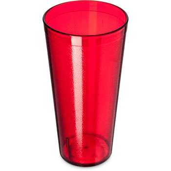 522410 - Stackable™ SAN Plastic Tumbler 24 oz - Ruby
