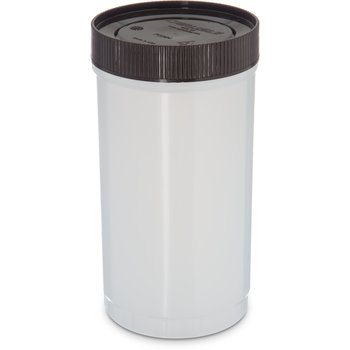 PS602N00 - Stor N' Pour® Quart Backup Container w/ Assorted Color Caps 1 Quart - Assorted