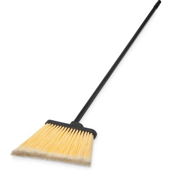 "3686500 - Duo-Sweep® Duo-Sweep® Medium Duty Angle Broom w/12"" Flare Polypropylene Bristles 48"""