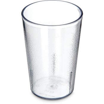 5526-8207 - Stackable™ SAN Tumbler 8 oz (12/pk) - Clear