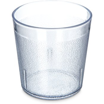 DX552907 - Tumbler Low Profile 9 oz (72/cs) - Clear
