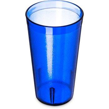 521647 - Stackable™ SAN Plastic Tumbler 16 oz - Royal Blue
