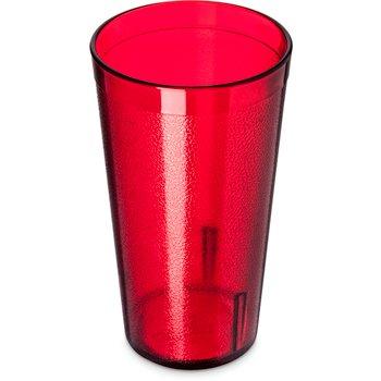 521610 - Stackable™ SAN Plastic Tumbler 16 oz - Ruby