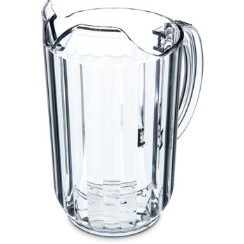 553807 - Carlisle® Pitcher 48 oz - Clear