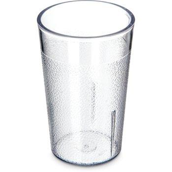 5501-207 - Stackable™ SAN Plastic Tumbler 5 oz - Clear