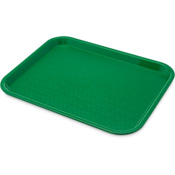 """CT101409 - Cafe® Standard Tray 10"""" x 14"""" - Green"""